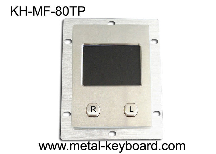Water Proof Rear Panel Mounting Industrial Touchpad For Kiosks , Self Service Ternimals